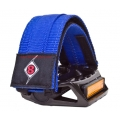 Strap Pro Grip II Fixie Origin 8 Calapie Velcro Color Azul