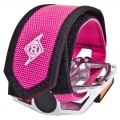 Strap Pro Grip II Fixie Origin 8 Calapie Velcro Color Rosa