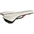 PRO Griffon Carbon White/Black Saddle (132mm)