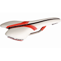 Falcon AF PRO Saddle White / Red TITANIUM