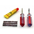 Kit mechas Reparapinchazos Tubeless Bicicleta