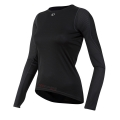 Pearl Izumi Transfer Women Inner T-shirt Long Sleeve Black