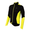 Pearl Izumi Long Sleeve Maillot Road Select Thermal Black/Yellow