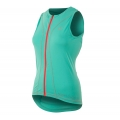 Maillot Pearl Izumi Select Pursuit Mujer Verde (Sin mangas)
