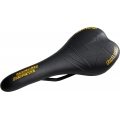 Reverse saddle Fort Will CrMo Black/Yellow