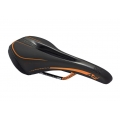 Reverse AM Ergo CrMo Black/Orange Saddle