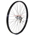 "Rear Wheel 26""x2.00 Black Contrapedal"