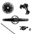 Sram NX Eagle 12speeds 175mm 32t (DUB) mtb Groupset