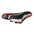 Sillin Selle Royal Junior Negro/Rojo/Blanco