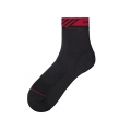 Calcetines Shimano Performance Negro/Rojo