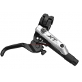 Shimano Deore XT Disc Brake Levers BL-M785 (Silver and black)