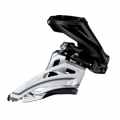 Front derailleur SHIMANO Deore FD-M617 2x10s High clamp Top Shot Side Swing