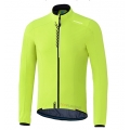 Shimano Performance Elastic Windbreaker Yellow