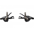 Pair Shifter Shimano XTR 2-3/11s with Clamp