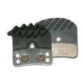 "Shimano Metalic Refrigerated disc brake pads for ""Saint, Zee"""