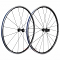 Ruedas Shimano RS81 Carbon Alu Carretera C24 11v 24mm