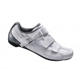 Shimano SH-RP3 White Road Shoes