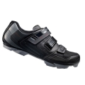Shimano SH-XC31 black mountain automatic shoes