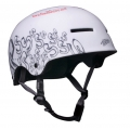 Casco Speed Stuff Dirt Style Pro Blanco