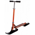 Patinete STIGA Snow Kick Cross Aluminio Naranja