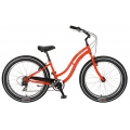 Bicicleta Sun Bicycles Baja Cruz 7v Rojo