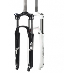 "New SUNTOUR XCR LO MTB Bike Suspension Fork TK 26/"" 1-1//8/"" Travel:100mm Black"