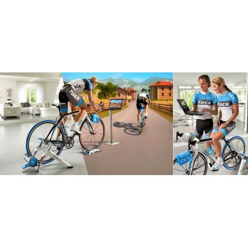Tacx I Flow Upgrade: Rodillo Bicicleta Virtual Reality Trainer Tacx I-Vortex T2170