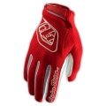 Guantes Troy Lee Designs AIR Blanco Rojo 2014
