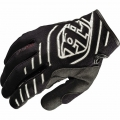 Guantes Troy Lee Designs SE Negro/ Blanco