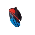 Guantes Troy Lee Designs ACE Azul Naranja
