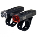 Light Set UNION 100+101 Li-ion Black (USB)