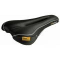 Saddle Velo Plush Gel SpeedFlex Antiprostatic Black