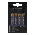 M-Wave AA batteries LR-6 1.5V (4 units )