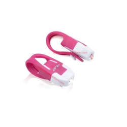Kit Juego Luces Led XLC Minibeamer Set Colores CL-S10 Rosa Blanco