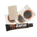 Kit Parches Zefal (Parches+Vulcanizante+Lija)