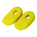 Crank Protector Zefal Silicone Fluor Yellow