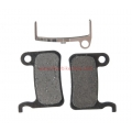 "Ashima semi-metallic Brake Pads for ""Shimano XTR/XT 2004/PCB"""