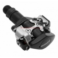 Pedales Shimano M505 SPD Negro