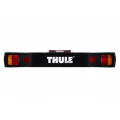 Thule Plate with Light and Number Plate