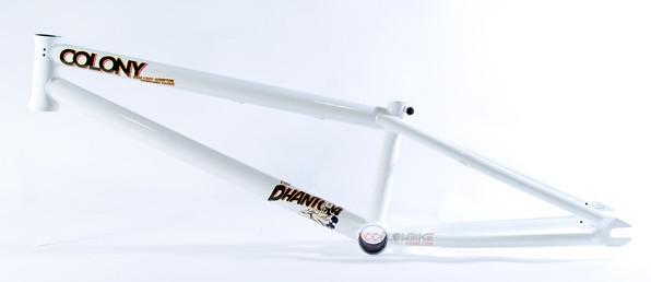 Frame Colony Bmx Phantom White (21,25\