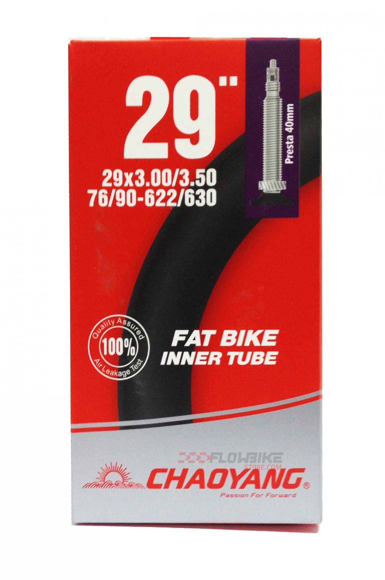 4b52a2a71 Chaoyang Fat bike inner tube 29x3.0 3.5 FV