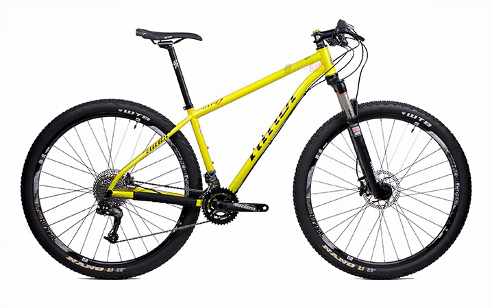 Bike Niner SIR 9 Blaze Yellow 29\