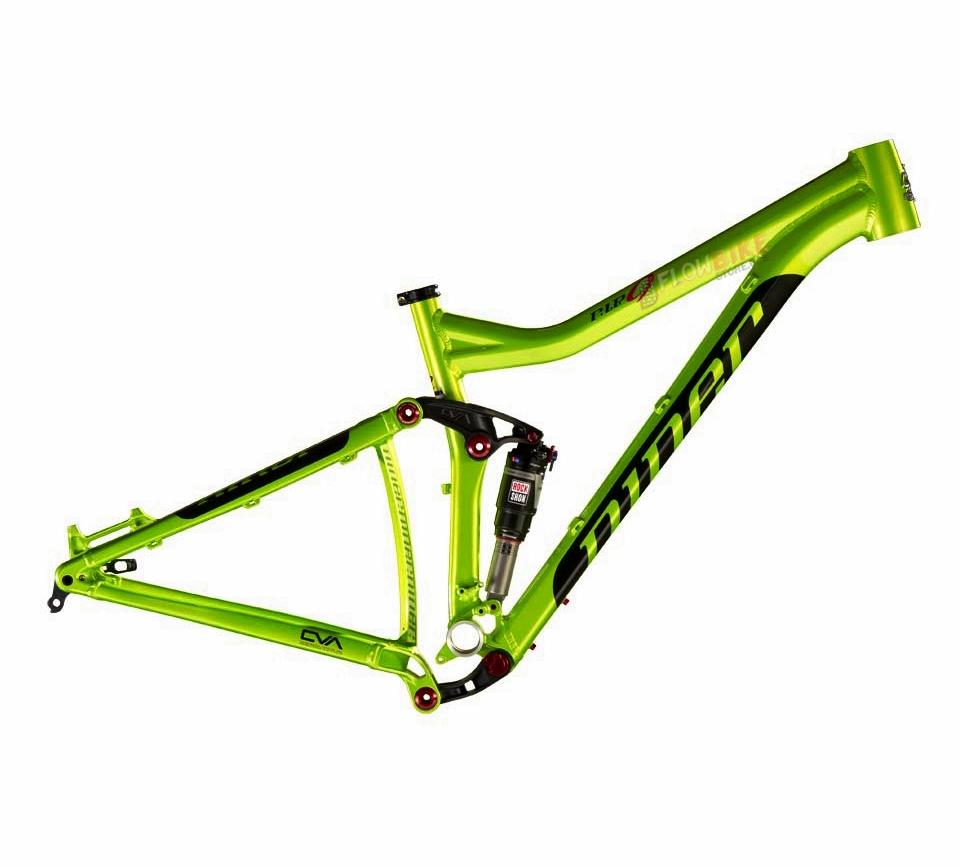 Bicicleta Niner RIP 9 Aluminio Doble Verde AeroFormed 29\