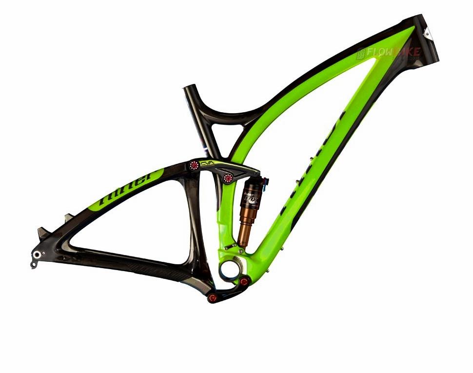 Bicicleta Niner JET 9 RDO Carbono Doble Negro Verde 29\