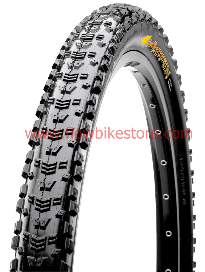 """Tubeless Dual Compound EXO Maxxis Forekaster 27.5x2.35/"""" Tire 120tpi"""