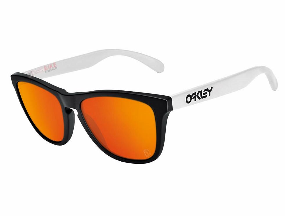 83ec6872af Gafas de Sol Oakley FrogSkins Black / Fire Irid