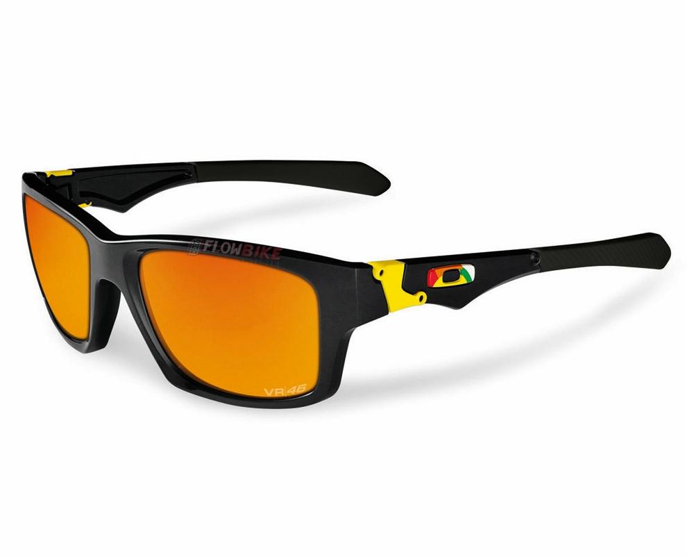 50f4b7a294 Sunglasses Oakley Jupiter Valentino Rossi VR46 Polished Black / Fire Iridium
